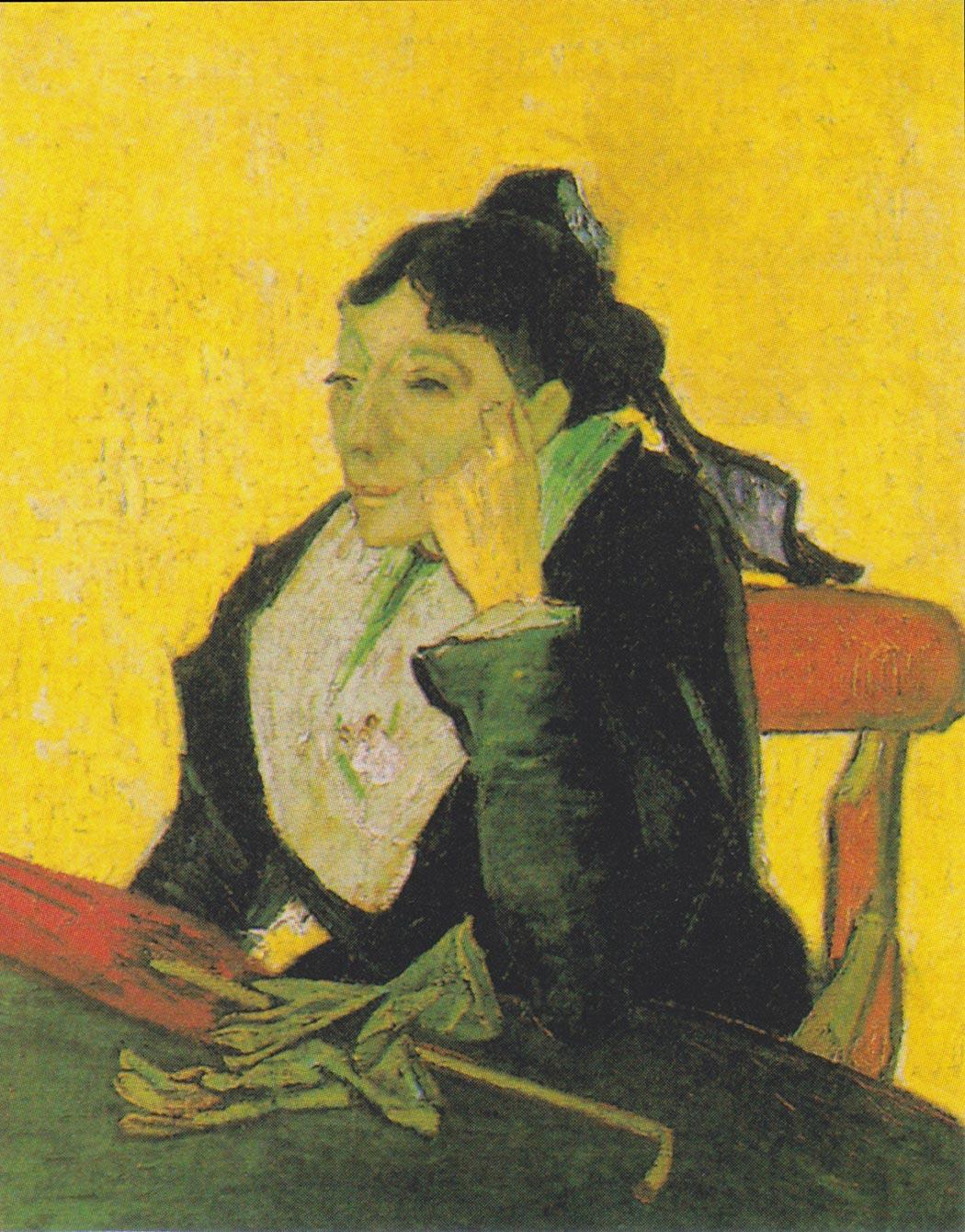 Vincent van Gogh ›L'Arlésienne, Madame Ginoux‹, 1888